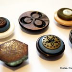 Old Buttons Turned into Decorative Magnets