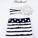 Baby Ruffle Skirt and Headband
