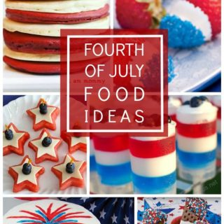 Top 10 Tuesday: Festive Fourth of July Food