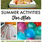 Top 10 Tuesday: Summer Activities For Kids