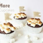 Gluten-Free S'more Cupcakes
