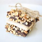 Chocolate Dipped Shortbread Cookies (Gluten-Free)