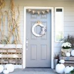 Neutral Fall Porch