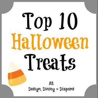 Top 10 Tuesday [On Wednesday]: Halloween Treats