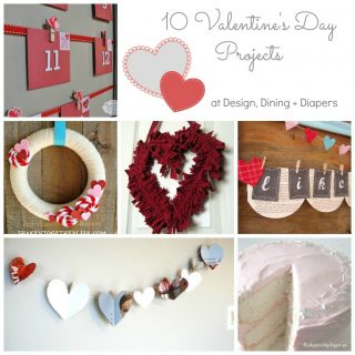 10 Valentine's Day Projects To Try