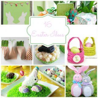16 Last Minute Easter Ideas