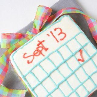 Pregnancy Reveal Cake