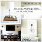 How I Create A Meaningful Home