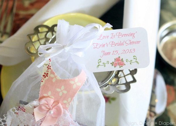 Tea Party Bridal Shower And Printables Taryn Whiteaker