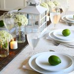 Rustic Summer Tablescape