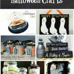 12 Creative Halloween Crafts (Link Party Features)