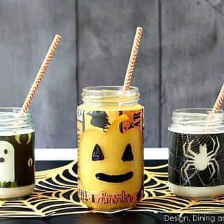Kids Halloween Table Decorations
