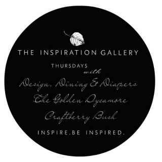 Inspiration Gallery Link Party 10.2
