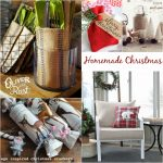 Handmade Christmas Ideas (link party features)