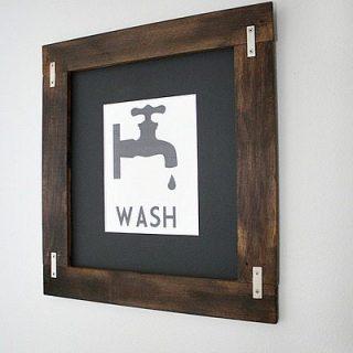 Free Bathroom Printable Wall Art