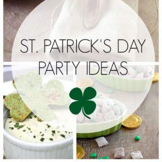 Saint Patrick Day Party Ideas