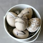 DIY Modern Easter Eggs And More