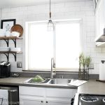 Modern Farmhouse Small Kitchen Remodel