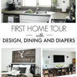 My First Home Tour