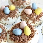 Easter Cupcakes With Surprise Inside