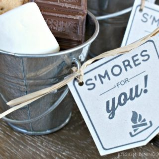 DIY Smores Kit and Free Printable