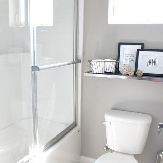 Our Experience Installing A Shower Door
