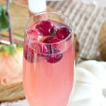 Cranberry Orange Non-Alcoholic Cocktail