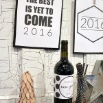 Black and White New Years Printables
