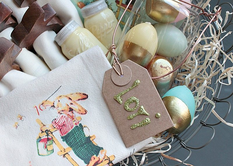 Themed easter basket ideas taryn whiteaker easter hostess gifts negle Image collections