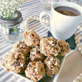 No Bake Breakfast Bites