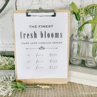 Free Spring Printable and 32 more!