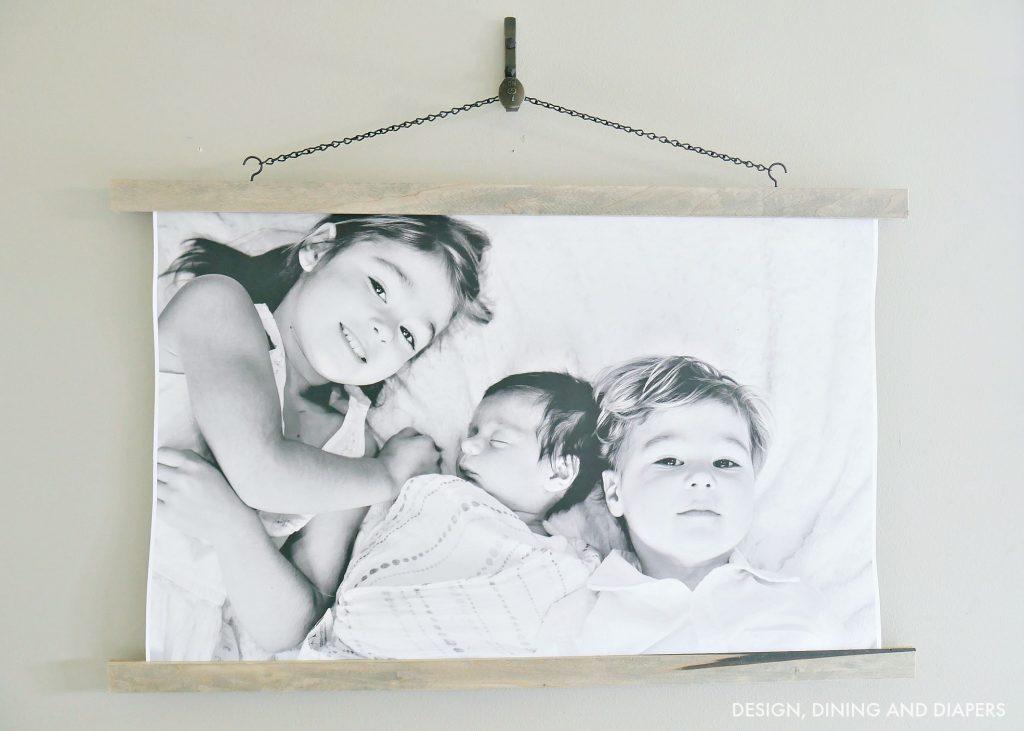 Large Vintage Inspired Picture Frame - Taryn Whiteaker