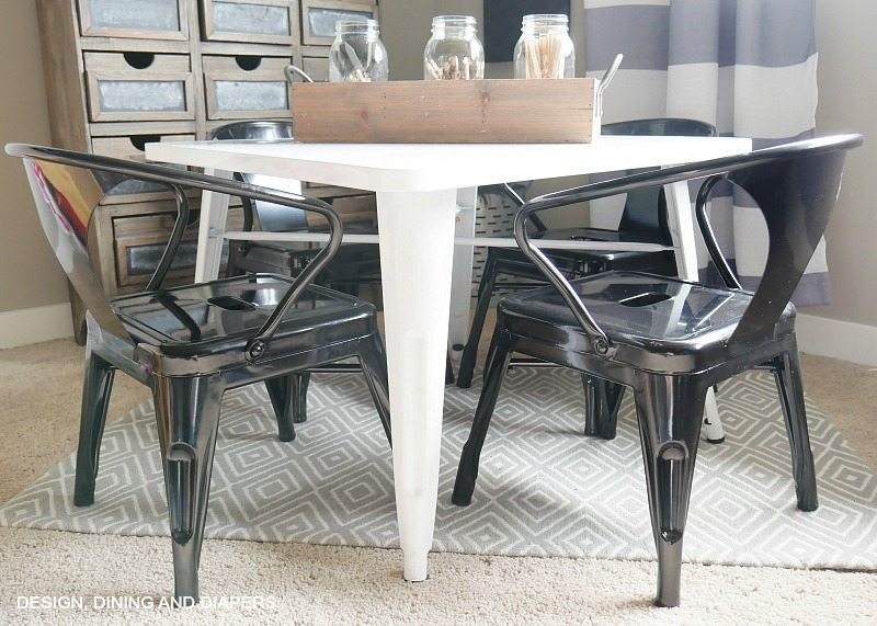 Farmhouse Kid S Table And Chair Set Taryn Whiteaker