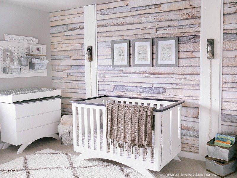 Cozy Rustic Nursery