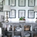 Modern Farmhouse Vignette