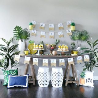 Pineapple Party Ideas