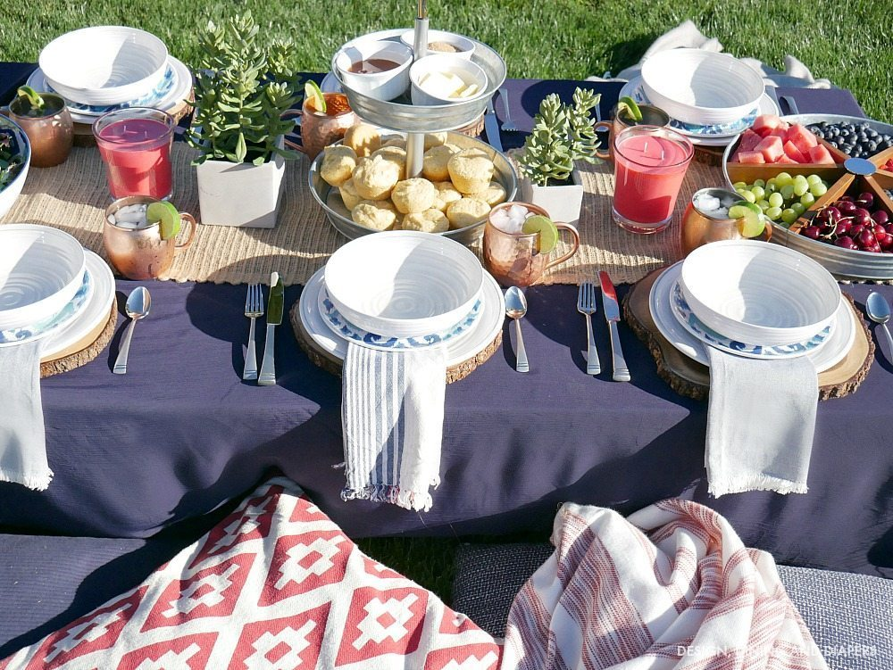 Backyard BBQ Entertaining Ideas