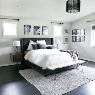 Master Bedroom Hardwoods Are In!