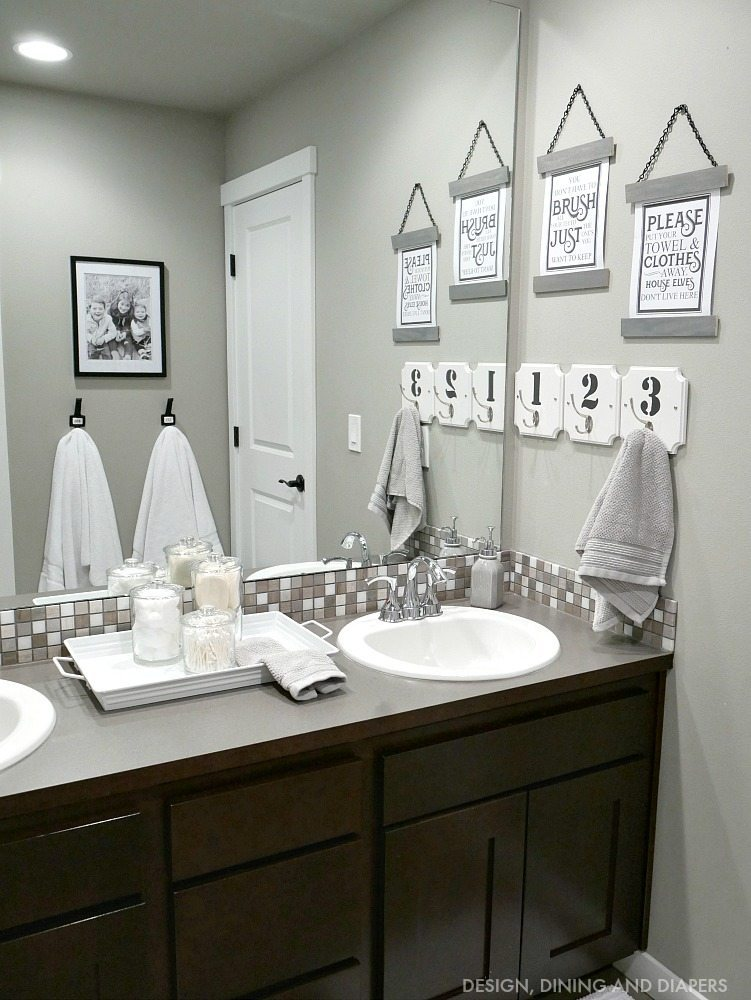 Kids Bathroom Decor Taryn Whiteaker