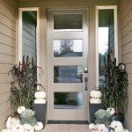 Elegant Fall Porch
