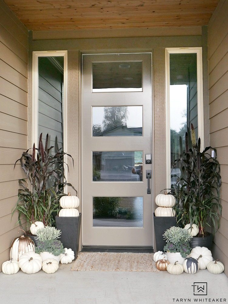 Elegant Fall Porch - Taryn Whiteaker on home cabana designs, home entryway designs, home landscaping designs, home patio designs, home mud room designs, home dining room designs, home building designs, rock home designs, home wood designs, home conservatory designs, home wall designs, home beach designs, home front designs, home great room designs, home park designs, home trellis designs, home backyard designs, home yard designs, home septic tank designs, home gate designs,