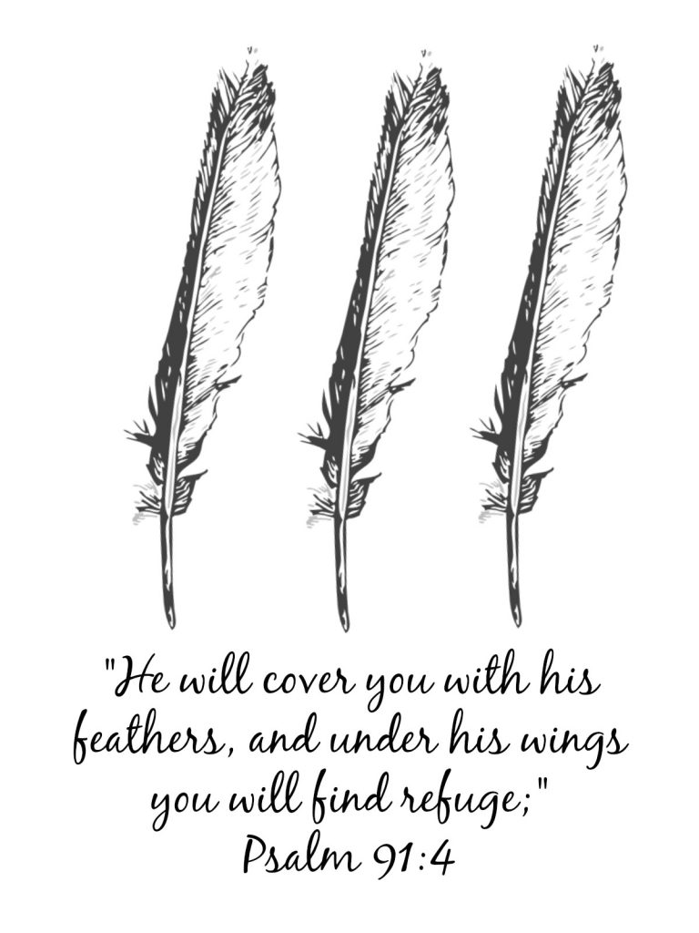 Download your own FREE Fall Feather Printable with just a click of a button! This fall printable is available in several different colors to fit your style.