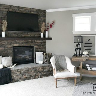 Rustic Modern Fall Home Tour