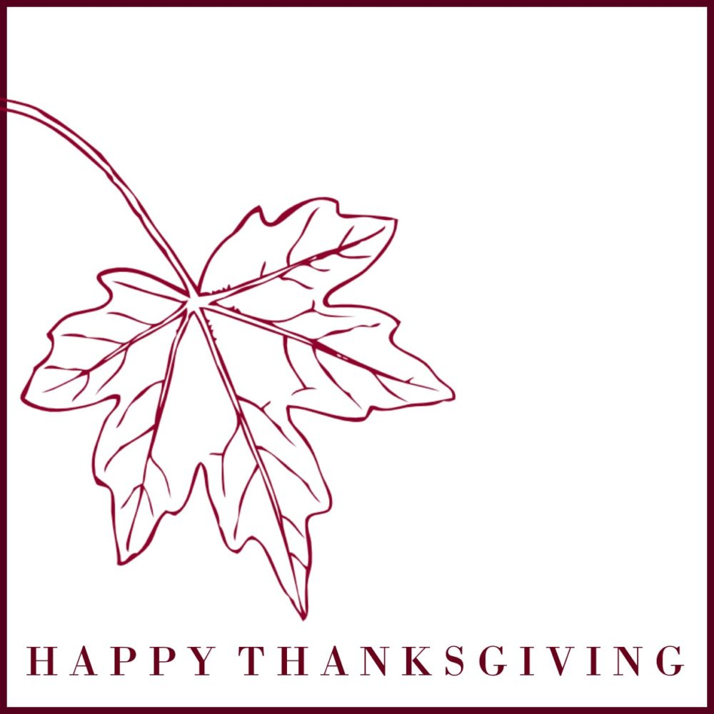 Thanksgiving place card printable taryn whiteaker i had fun with this design because when you fold it you can still see the leaf on the back of the card too something super simple but its nice to not pronofoot35fo Choice Image