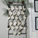 DIY Advent Calendar Display