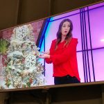 My Racheal Ray Holiday Segment!