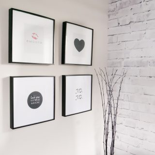 Minimalist Valentine's Day Printables