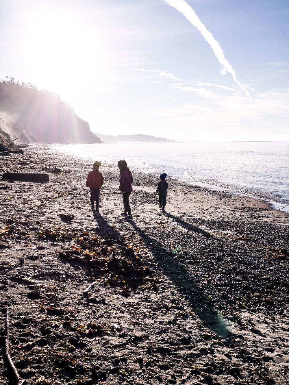 Ebey's Landing on Whidbey Island