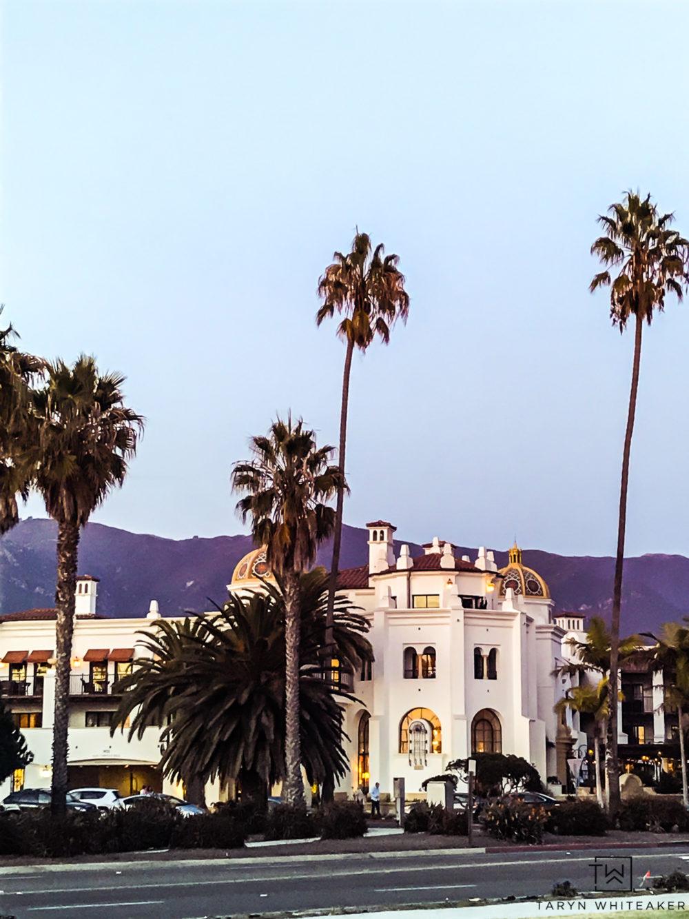 Santa Barbara Inn Hotel