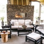 New Black and White Outdoor Patio Furniture + HUGE GIVEAWAY!